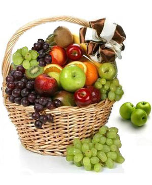Send fruit to China