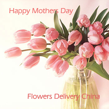 mothers day flowers to china