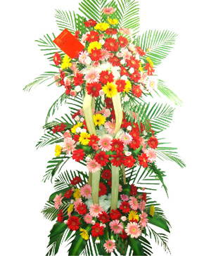 China Business flowers basket