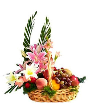 Wishes Fruit Basket