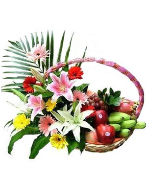Wishes Fruit Basket A