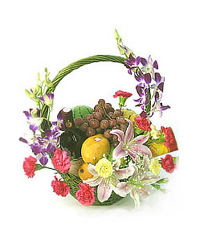 Flowers fruit A