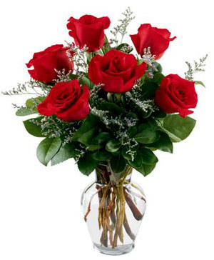 send roses free with vase to China
