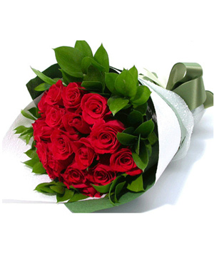 order 19 red roses in China